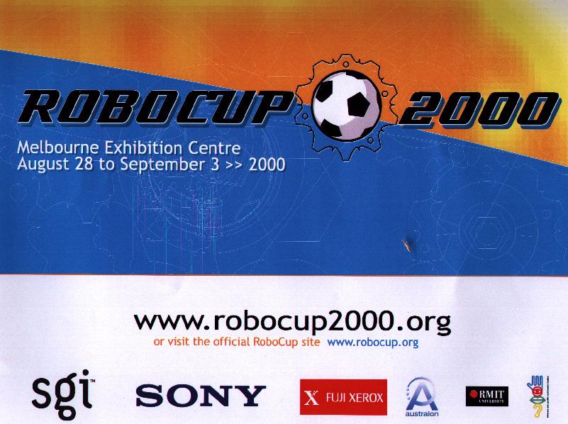 RoboCup 2000